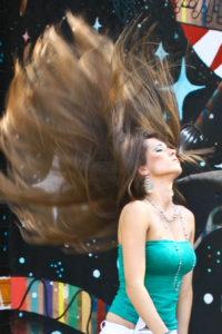 Dijana Rose, Fotošoting za Lepo sosedo