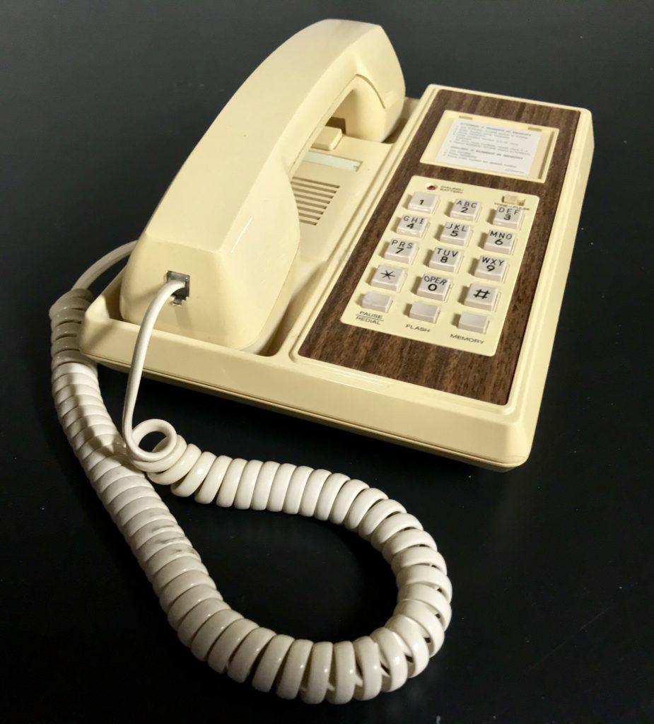 weird phone