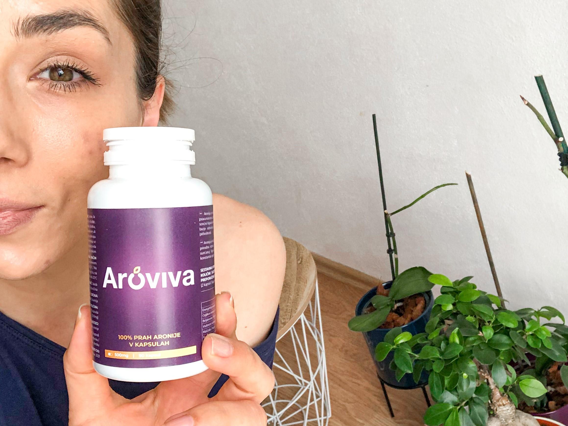 Aroviva.si | aronija iz Vipavske doline z pozitvnimi učinki