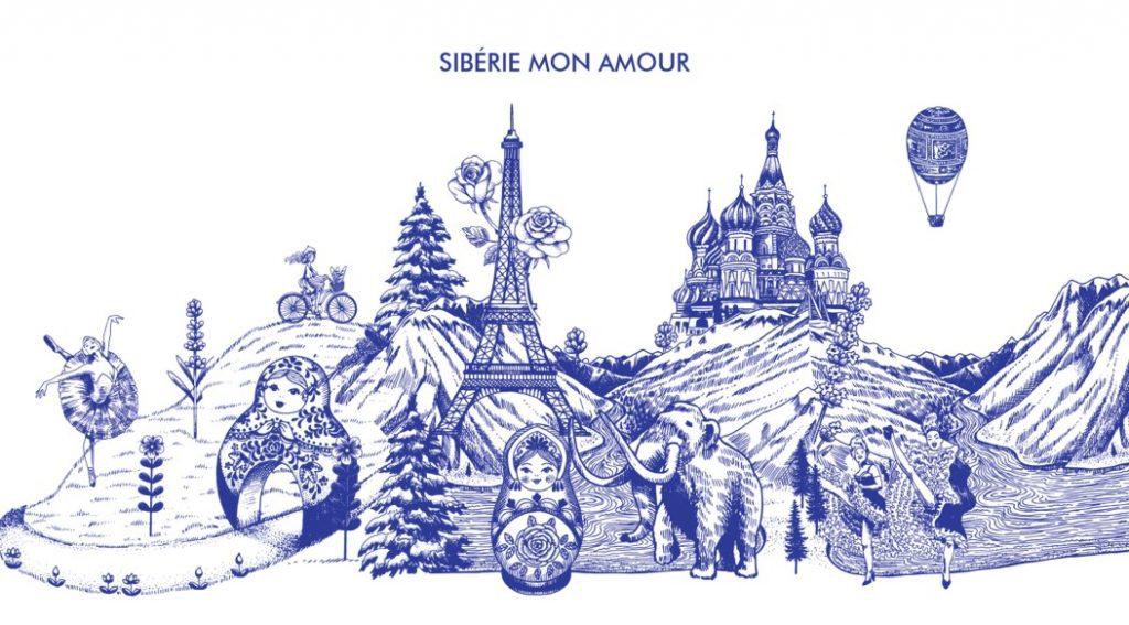 Notino.si| Siberie Mon Amour kolekcija | Dijanarose.com