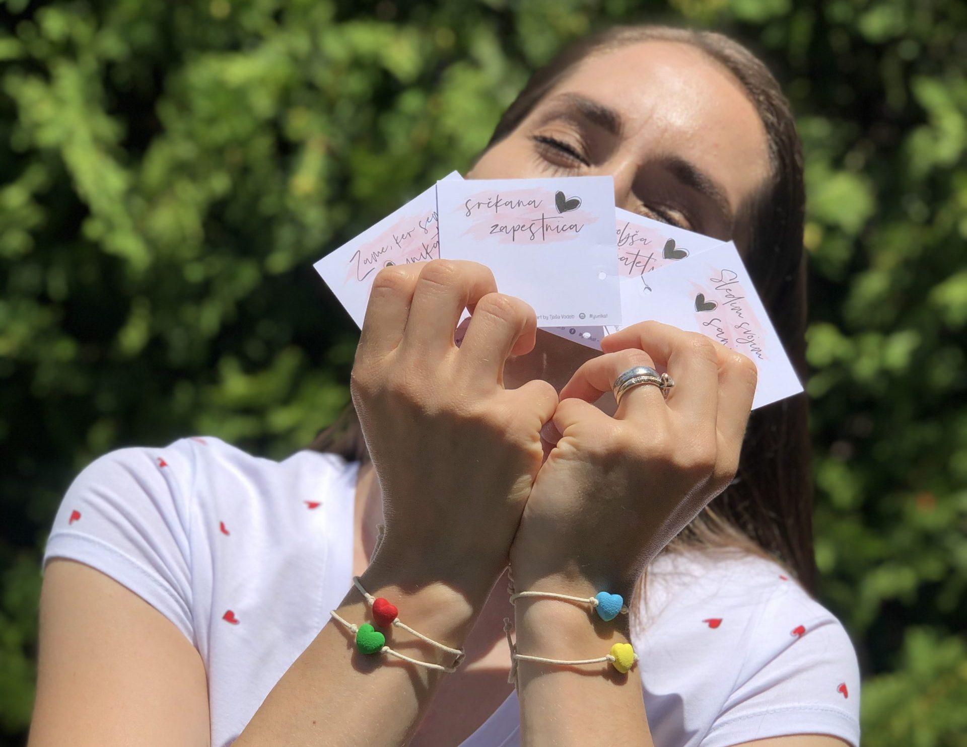 Myunikat.si | Mini srčkane zapestnice za vsako žensko | Dijanarose.com