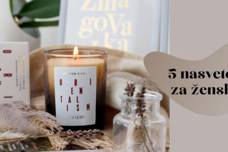 5 nasvetov za ženske z Notino.si in Souletto svečami| Dijanarose.com