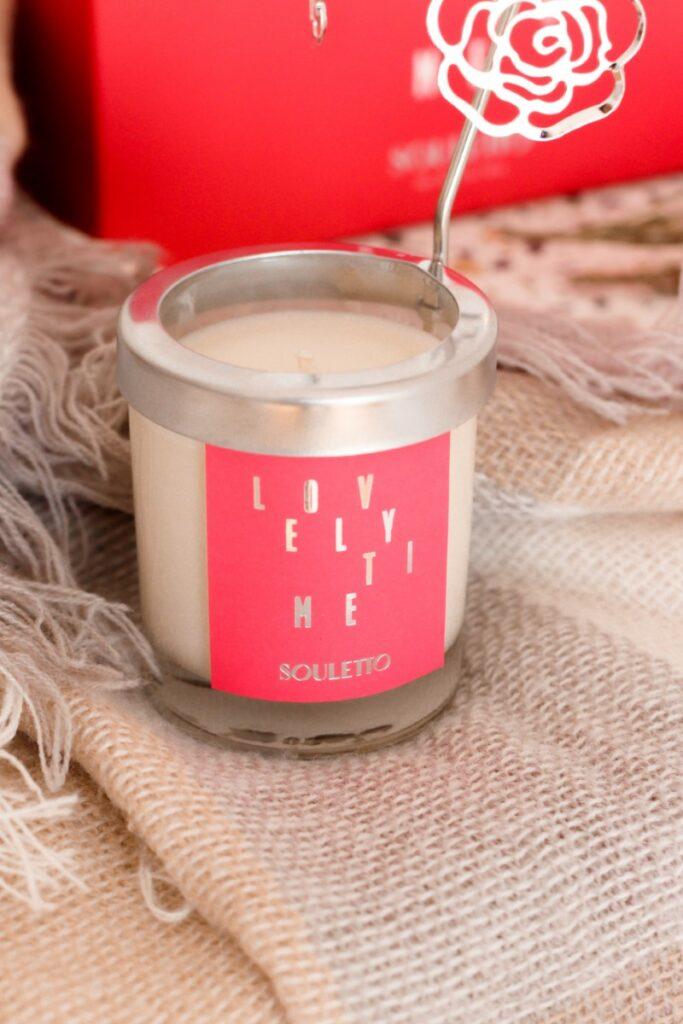 Souletto sveča in 5 nasvetov za ženske za lepši dan | Notino.si in Dijanarose.com