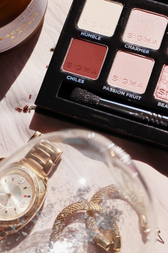 Sigma Beauty Warm Neutrals Eyeshadow Palette