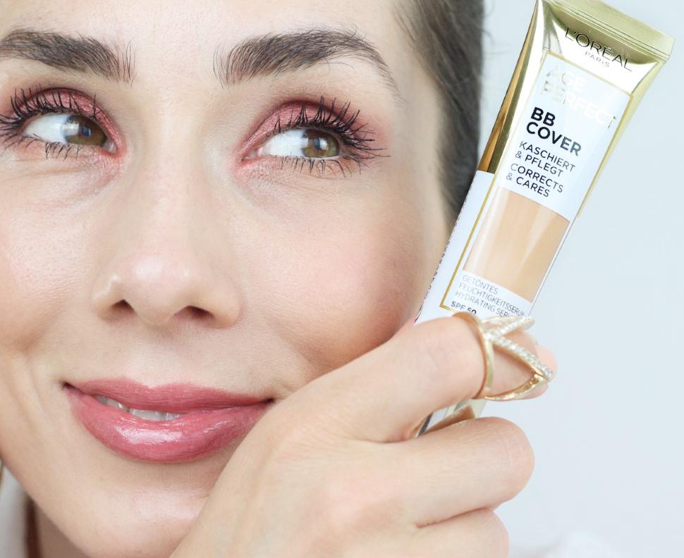 https://www.notino.si/loreal-paris/age-perfect-bb-cover-bb-krema/ | Pomladni makeup look