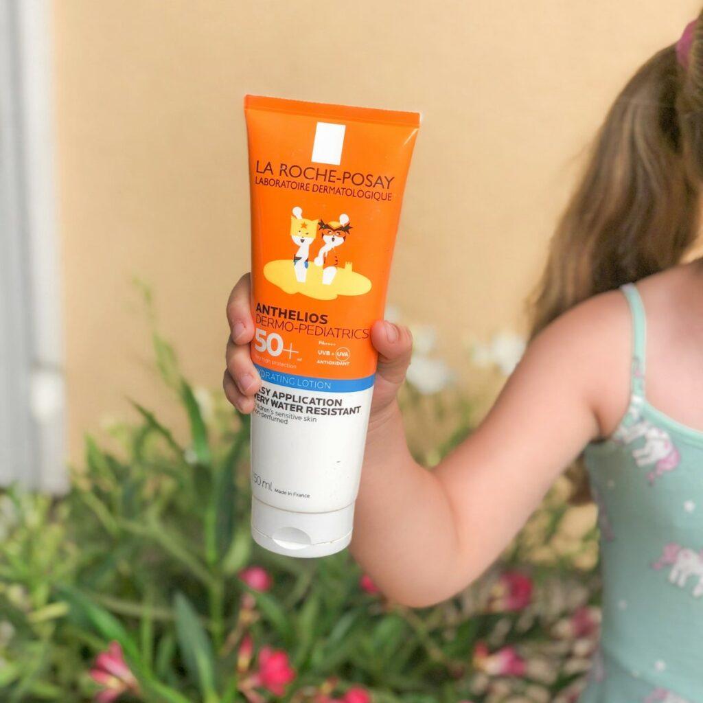 La Roche posay - alergija na sonce in kako jo preprečiti?